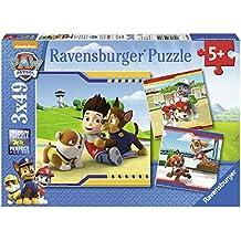 Paw Patrol - Puzzle, 3 x 49 piezas (Ravensburger 09369 4)