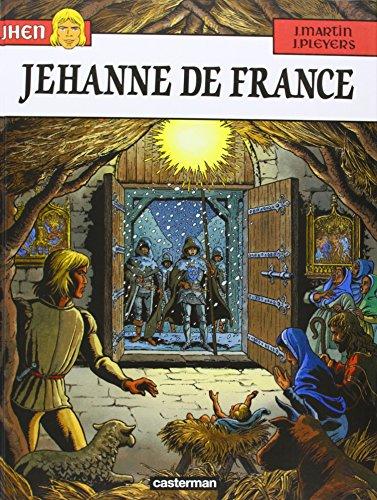 Jhen, tome 2 : Jehanne de France