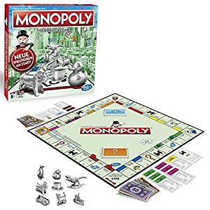 Hasbro Monopoly c1009156-Monopoly Classic Versión Austriacos, Familia Parte