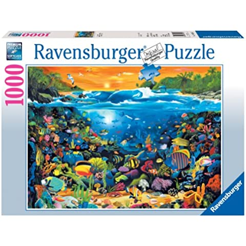 Ravensburger 13533 - Vegas (pezzi XXL) - Puzzle 300 pezzi