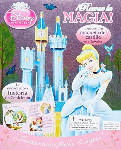 Disney Princesa: Recrea la Magia! (Spanish Edition)