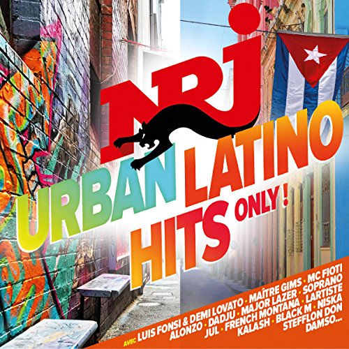 Book's Cover of Nrj Urban Latino Hits Only 2cd