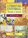 Literatura universal - literatura y textos