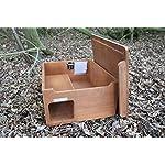 gardenature hedgehog house with camera GARDENATURE Hedgehog House with Camera 61y1m8bzfQL