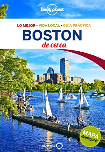 Boston De cerca 1 (Lonely Planet-Guías De cerca)