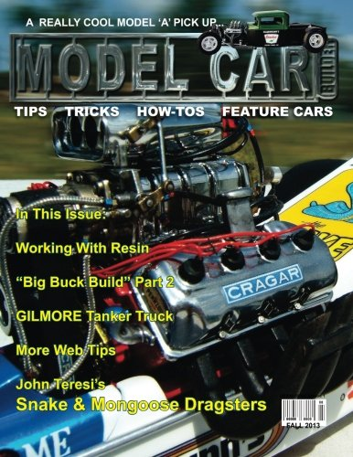 Model Car Builder No. 13: Tips, Tricks, How-Tos, and Feature Cars!: Volume 2 por Mr. Roy R Sorenson