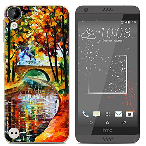 Easbuy Handy Hülle Soft TPU Silikon Case Etui Tasche für HTC Desire 650 / 628 / 626 / 626G Smartphone Bumper Cover Handytasche Handyhülle Schutzhülle