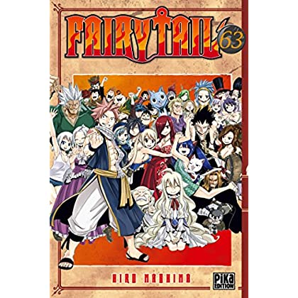 Fairy Tail T63