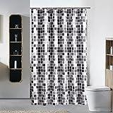 Badezimmer Duschvorhang Mehltau-resistent wasserdicht / wasserabweisend und antibakteriell ( Size : 150x200cm )