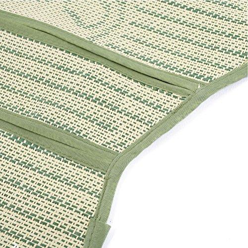 TENDYCOCO Babykühlkissen Liner Summer Mat Pad (grüner Bär) Bar-liner