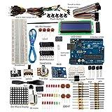 SunFounder Uno R3 Project Super Starter Kit For Arduino UNO R3 Mega2560 Mega328 Nano - Including 73 Page Instructions Book von SunFounder