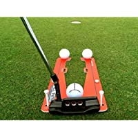 EYELINE GOLF PUTTING SLOT TRAINER. PRACTICE TRAINING AID