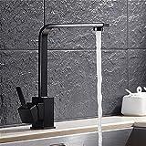 ETERNAL QUALITY Badezimmer Waschbecken Wasserhahn Messing Hahn Waschraum Mischer Mischbatterie Tippen Sie auf die marmorwaschbecken Tabelle gießen kalten Wasserhahn schwa