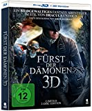 Fürst der Dämonen [3D Blu-ray, limitierte 2-Disc Edition] (O-Card matt mit partieller Glanzlackeriung) (Alternatives Motiv)