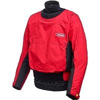 Yak Kayak & Kayaking - Zeus Kayak Whitewater Cag Red 3727 - Lightweight Breathable Waterproof Sprayproof