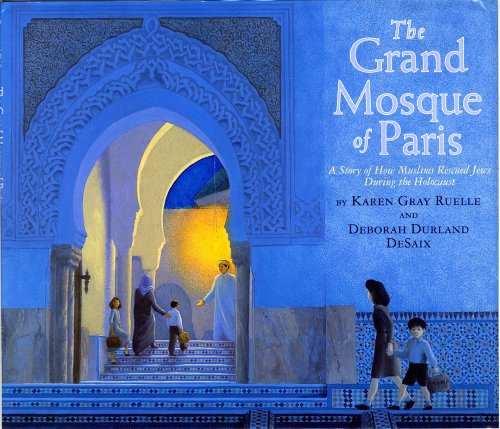 The Grand Mosque of Paris