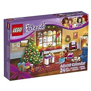 LEGO 41131 - Set Costruzioni Friends Avvento Calendario dell'Avvento 2016