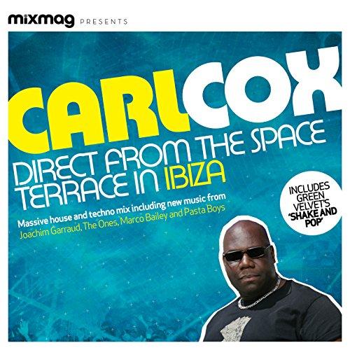 Mixmag Presents Carl Cox: Space Terrace Ibiza
