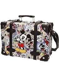 Disney 3234651 Mickey Comic Kosmetikkoffer, Mehrfarbig