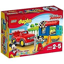 LEGO Duplo - 10829 - Mickey Mouse - Jeu de Construction - L'Atelier de Mickey