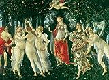 Clementoni 32541.2 - Puzzle 2000 teilig Botticelli - Der Frühling