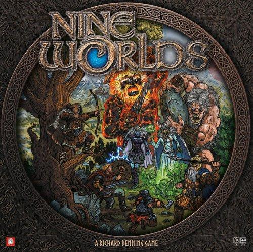 Nine Worlds - englisch - deutsche Version