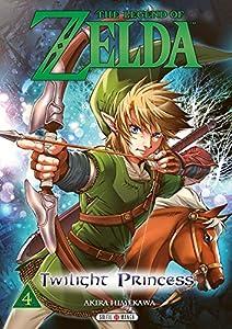 The Legend of Zelda - Twilight Princess Edition simple Tome 4