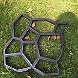 TianranRT Chemin de fabrication moule de béton de ciment réutilisable chemin de pierre fabricant de forme...
