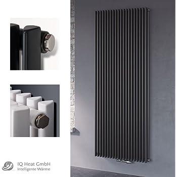 Röhrenradiator Vertikalheizkörper Aurora Mittelanschluss vertikal ...