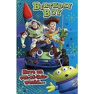 Carte Disney Toy Story anniversaire