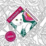 Tierkinder & Schmusetiere: Inspiration, Meditation, Entspannung Ausmalbuch für Erwachsene