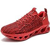 Scarpe da Corsa di Moda Scarpe Sportive da Uomo Scarpe da Tennis Antiscivolo Comode Scarpe con Assorbimento degli Urti della