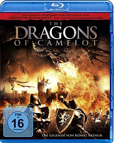 The Dragons of Camelot - Die Legende von König Arthur [Blu-ray] Camelot Film-dvd