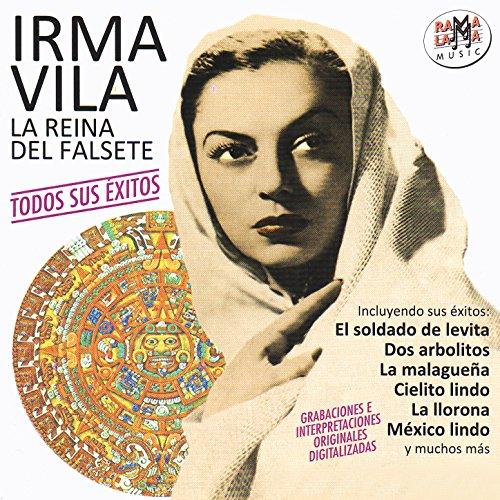 """Resultado de imagen de Irma Vila, conocida como la """"Reina del Falsete"""""""