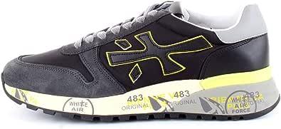 PREMIATA Sneaker Uomo Modello Mick 4059 Nero/Grigio