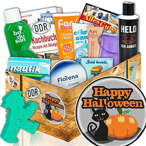 Pflege Geschenkset DDR - Happy Halloween - Halloween Geschenkbox