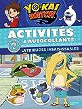 Yo-Kai Watch - Activités et autocollants-Insaisissables