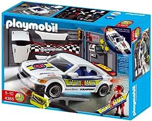 playmobil 4365 jeu de construction voiture tuning avec effets lumineux jeux et. Black Bedroom Furniture Sets. Home Design Ideas