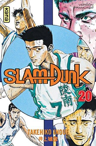 Slam Dunk, tome 20 par Takehiko Inoue