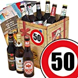 Bierbox DDR | Bier Geschenk Set | Geburtstag 50 | Geschenkidee Opa