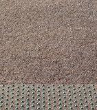 Kunstrasen Rasenteppich mit Noppen angenehm weich Farbe: beige - braun in verschiedenen Größen
