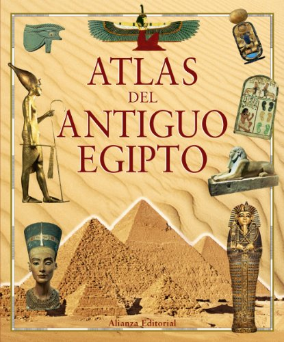 Atlas del Antiguo Egipto (Libros Singulares (Ls)) por Alessandro Bongioanni