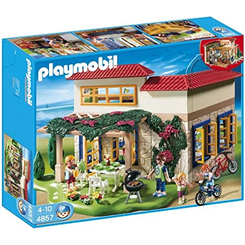 Playmobil Casita De Verano -Cr11-