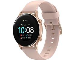 UMIDIGI Urun S Smartwatch Mujer Hombre Reloj Inteligente con Monitoreo de Oxígeno en Sangre y Frecuencia Cardíaca, Seguimient
