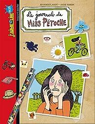 Le journal de Miss Pétoche par Jo Hoestlandt