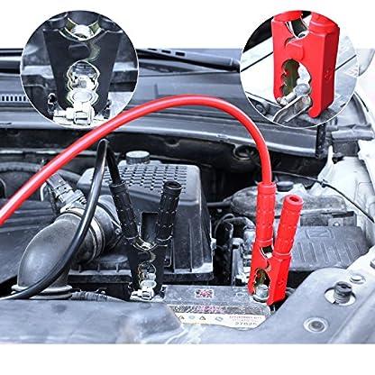 mvpower Auto Cable de arranque