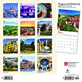Prague and Bohemia - Prag und Böhmen 2019 - 18-Monatskalender mit freier TravelDays-App (Wall-Kalender) - BrownTrout Publisher