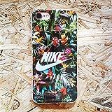 Funda Nike Tropical Gel silicona Carcasa + Regalo Protector Cristal Templado para Samsung Galaxy S6