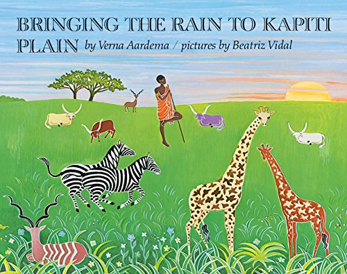 Bringing the Rain to Kapiti Plain (Picture Puffin) por Verna Aardema