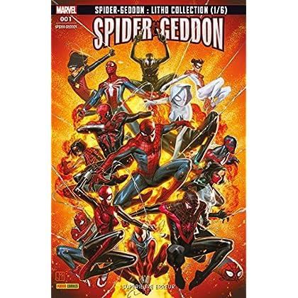Spider-Geddon (fresh start) Nº1